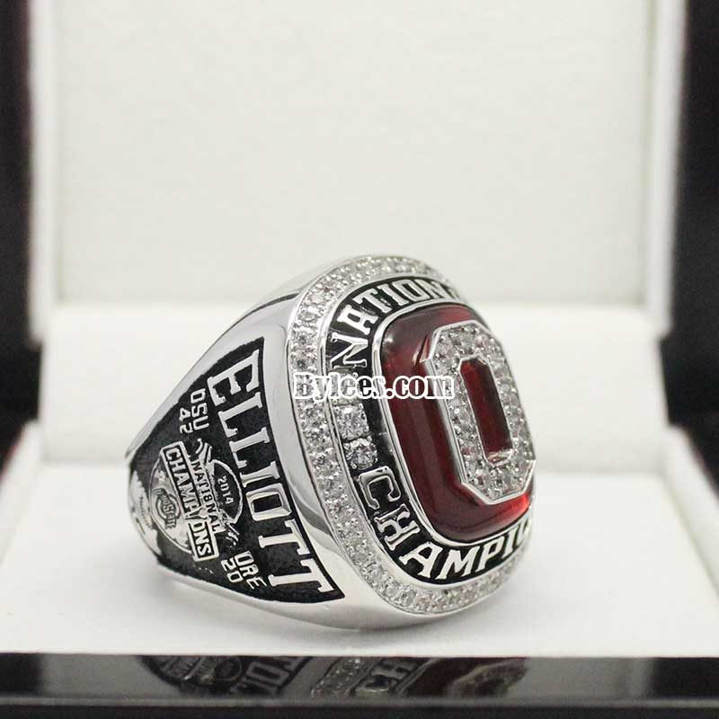 Ohio State 2014 National Fan Championship Ring