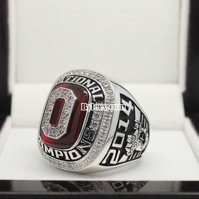 2014 Ohio State National Fan Championship Ring