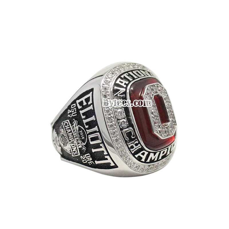 2014 Ohio State Buckeyes Fan Championship Ring
