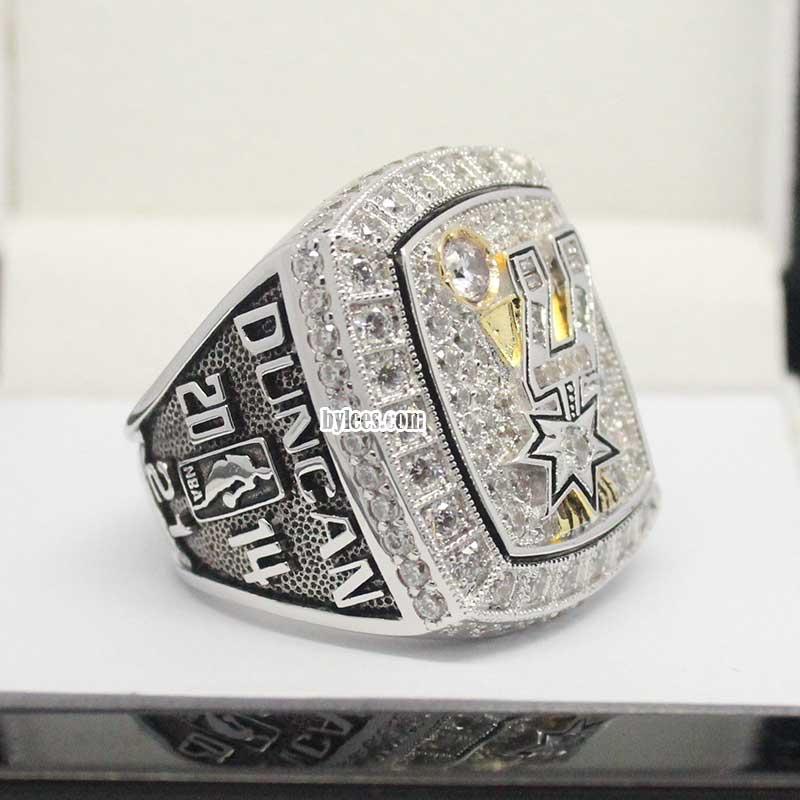 2014 San Antonio Spurs NBA Championship Ring – Best ...  2014 San Antoni...