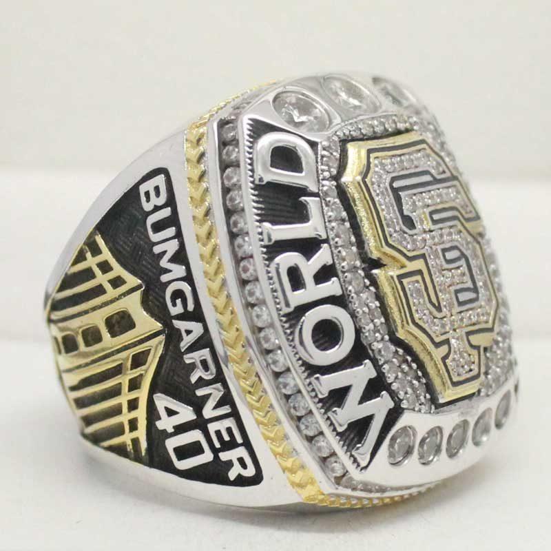 2014 sf giants world series ring