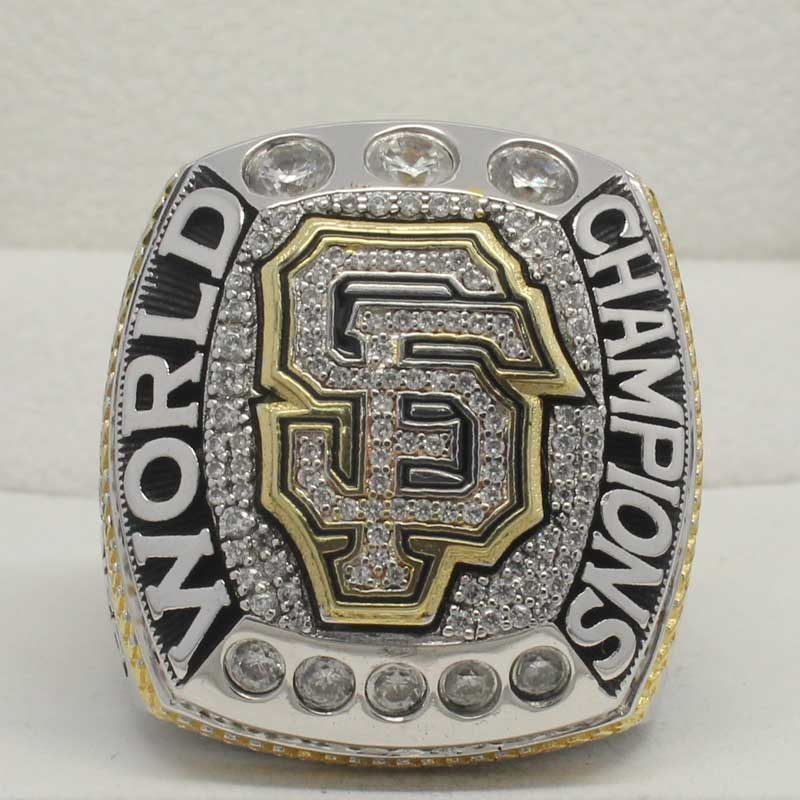 2014 giants world series ring