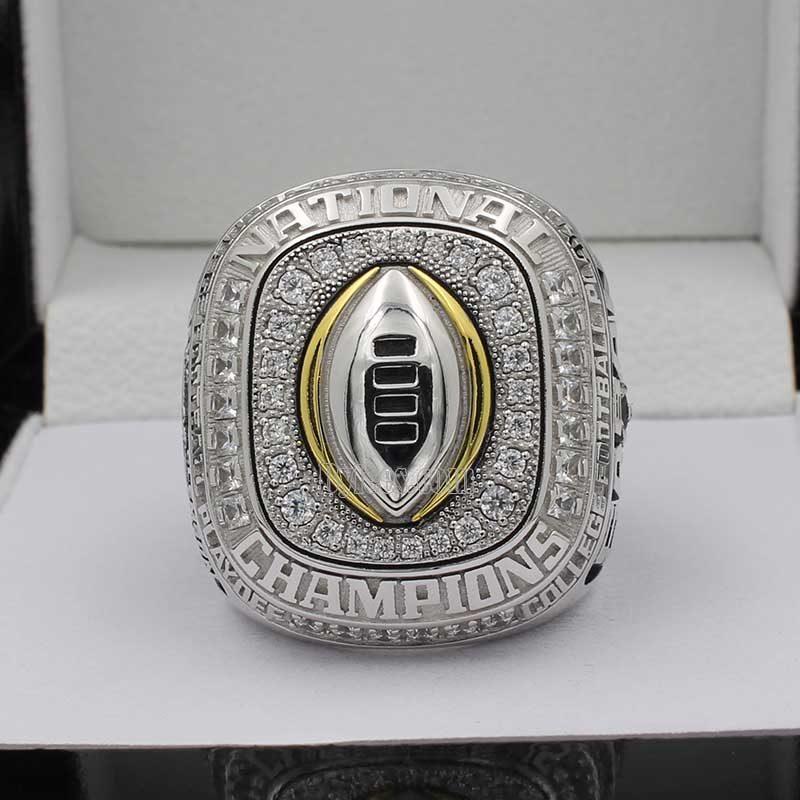 2015 Alabama Crimson Tide CFP National Championship Ring