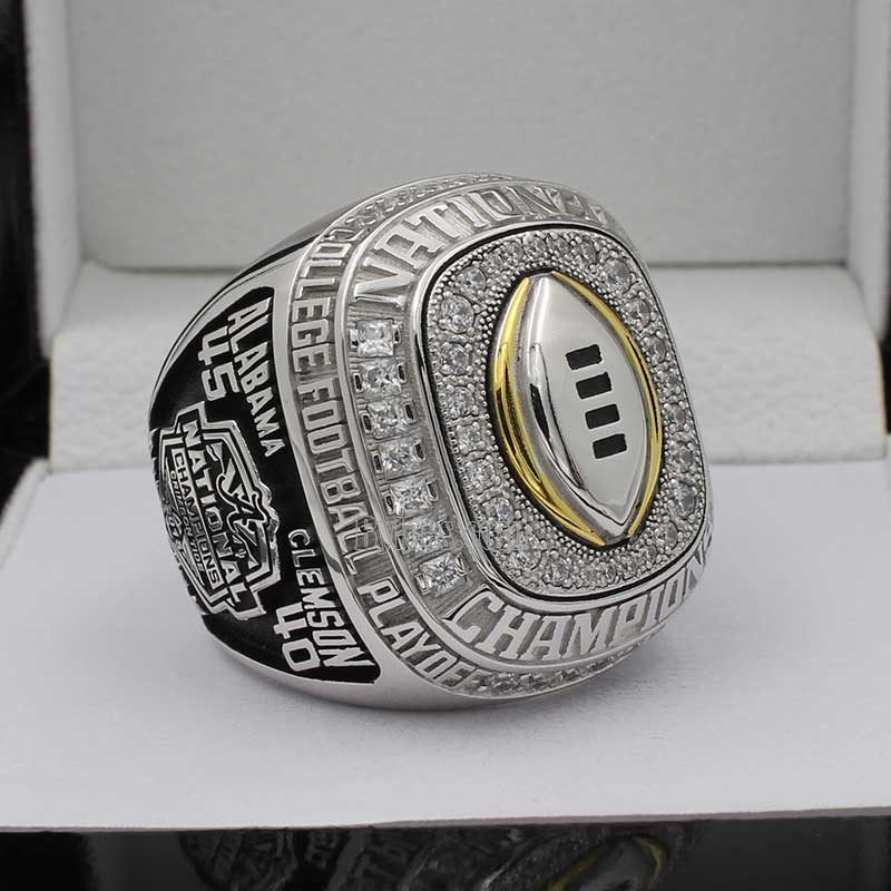 2015 Alabama CFP National Championship Ring