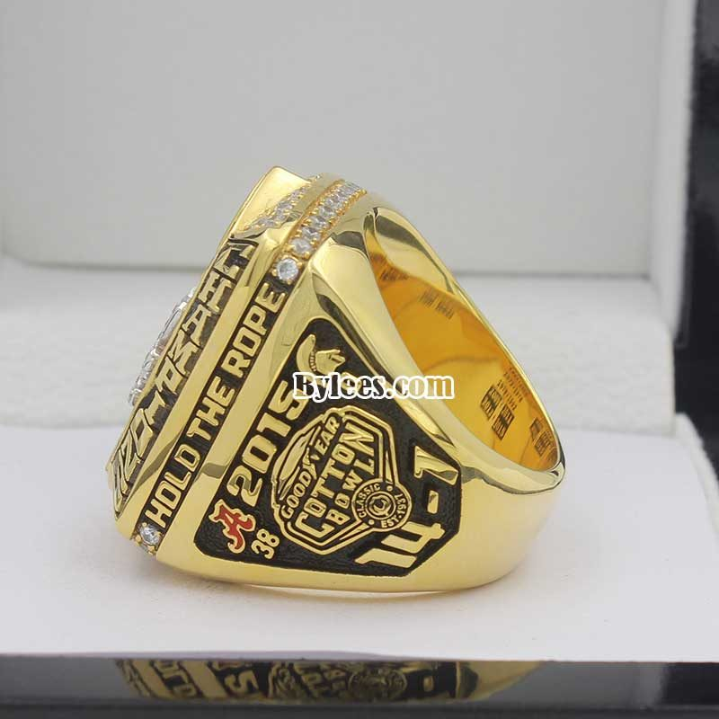2015 Crimson Tide Football National Championship Ring