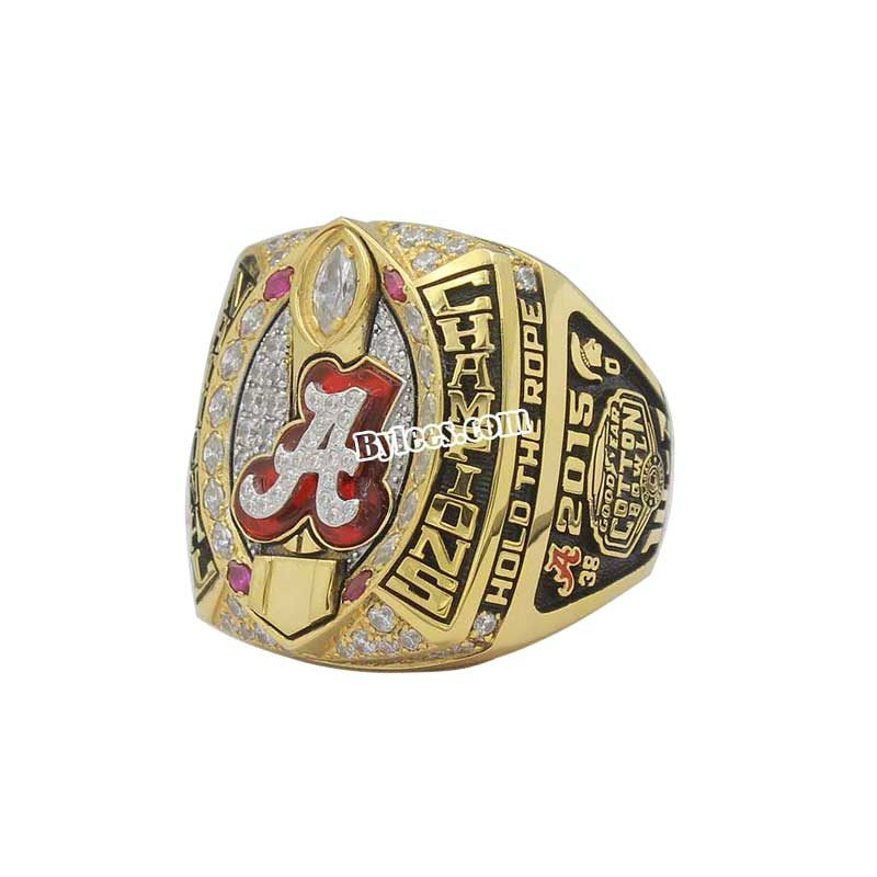 2015 college football national championship ring