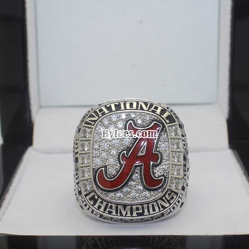 2015 alabama Fan championship ring