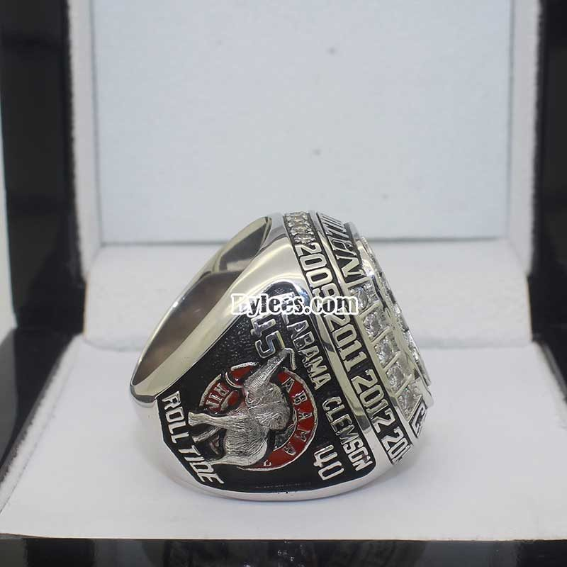 2015 bama Football National Fan Championship Ring