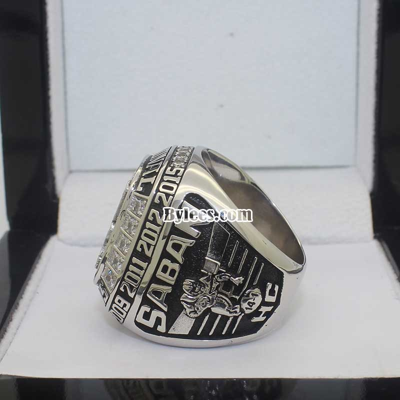 2015 university of alabama Fan championship ring