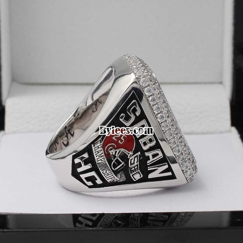 Crimson Tide 2015 SEC Championship Ring