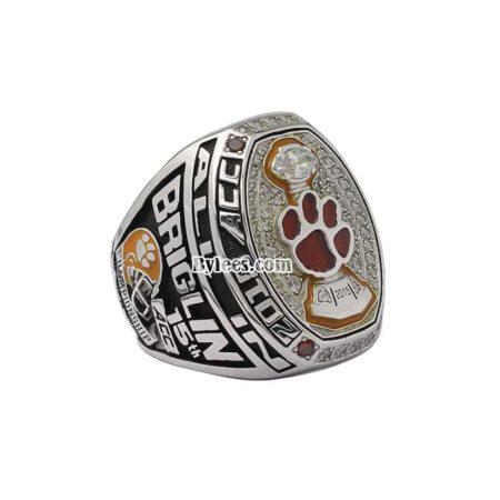 2015 Clemson University ACC Championship ring
