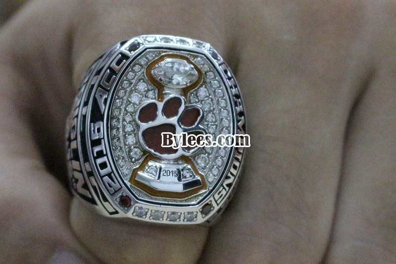 2015 College Football ACC Championship Ring