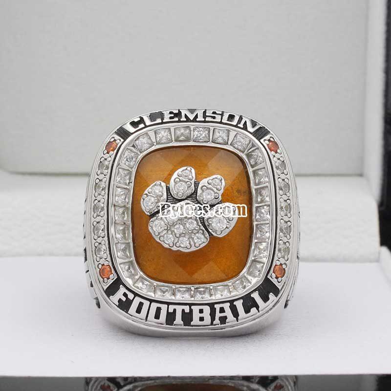 2015 Clemson Orange Bowl Championship Ring
