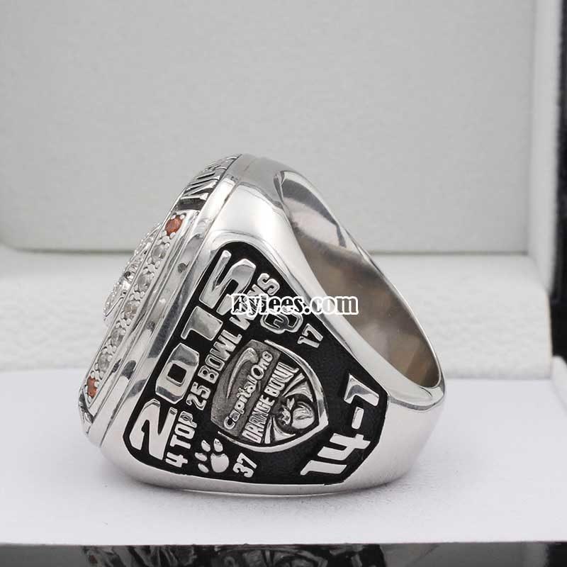 2015 Orange Bowl Championship Ring