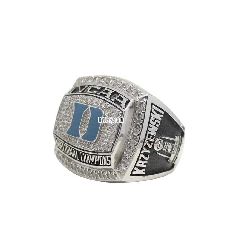 2015 Blue Devils National Championship Ring