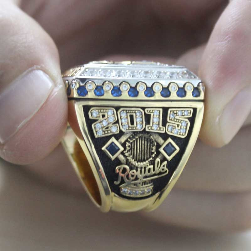 2015 kc royals world series ring