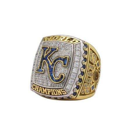 2015 world series ring