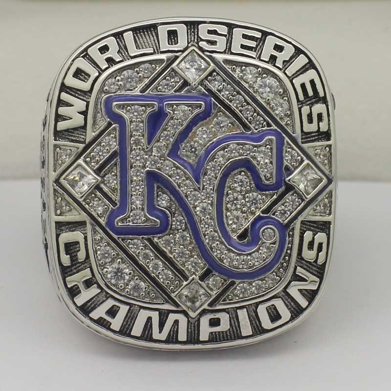 royals world series fan ring