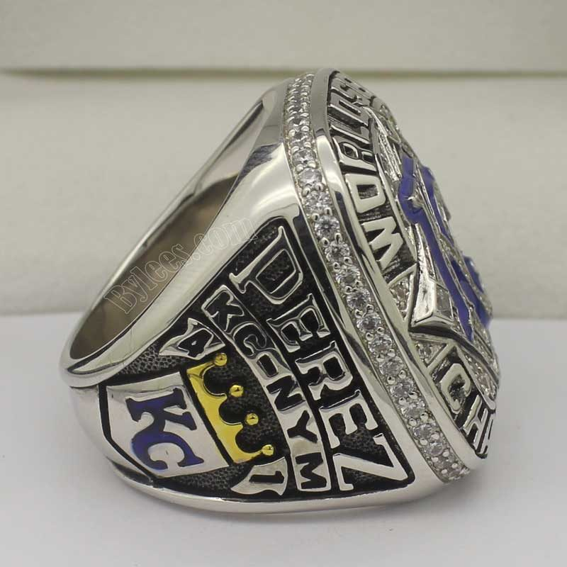 kansas city royals fan ring