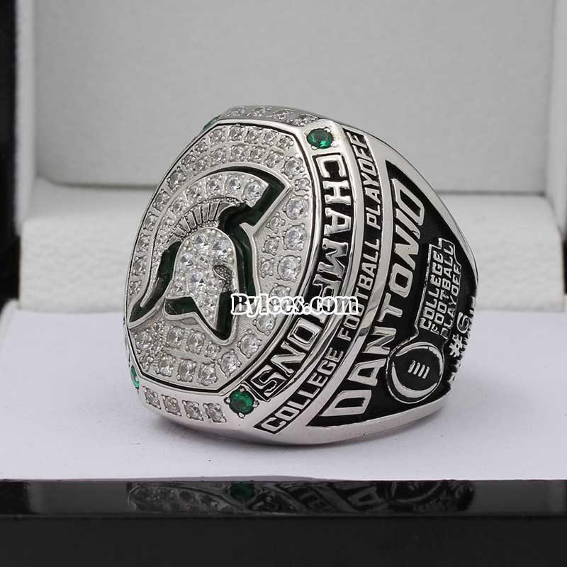 Michigan State 2015 big Ten Championship Ring