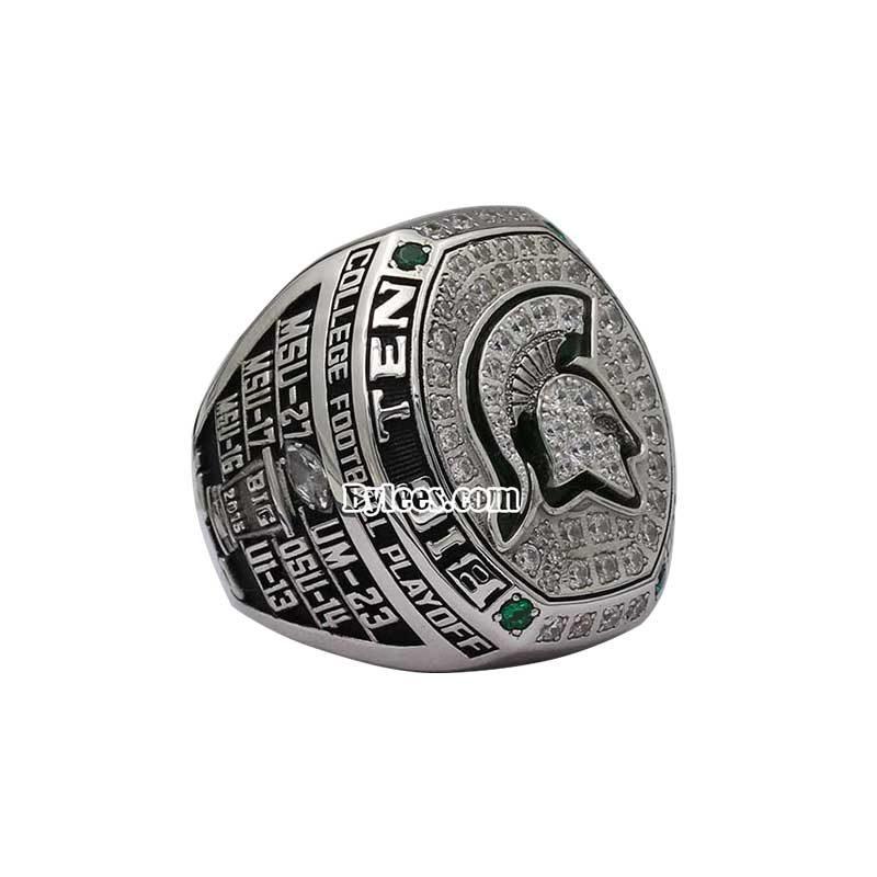 2015 MSU Big Ten Championship Ring