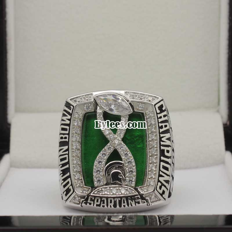 2015 Spartans Cotton Bowl Championship Ring