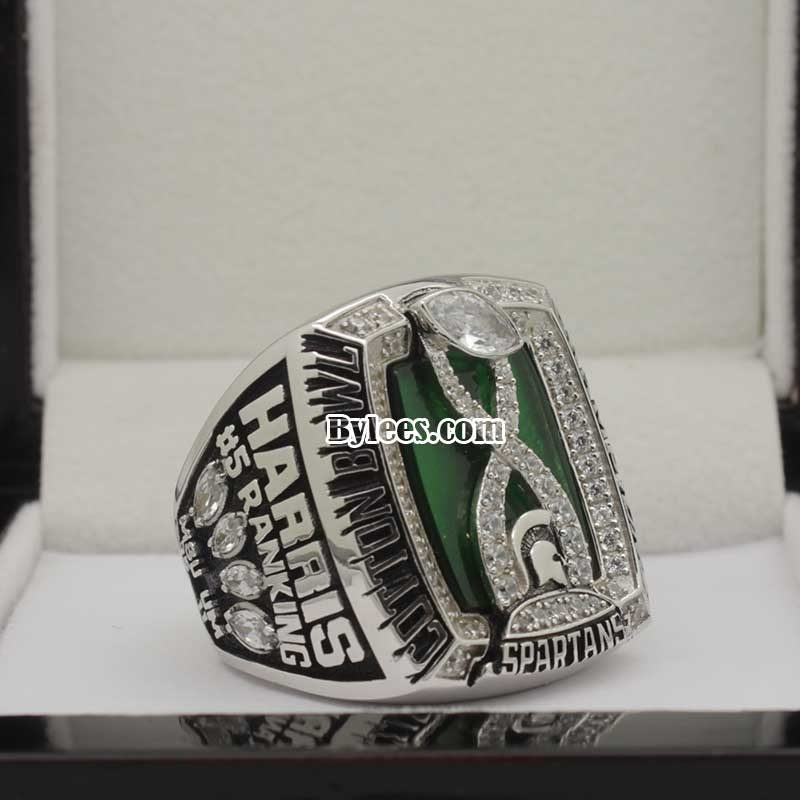 Michigan State 2015 Cotton Bowl Championship Ring