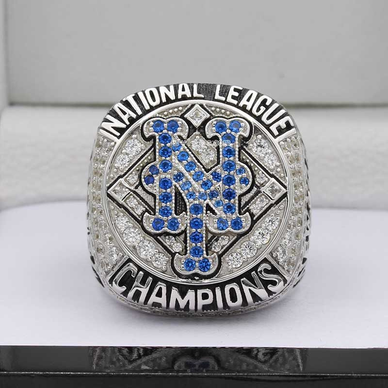 2015 New York Mets National League Championship Ring
