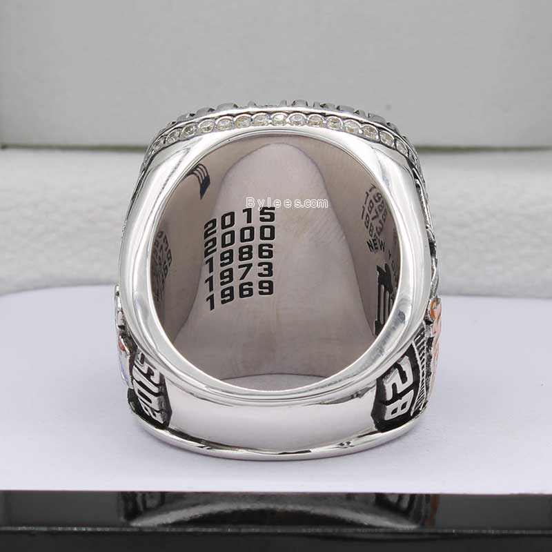 2015 new york mets national league championship ring best back view of 2015 mets ring sciox Images