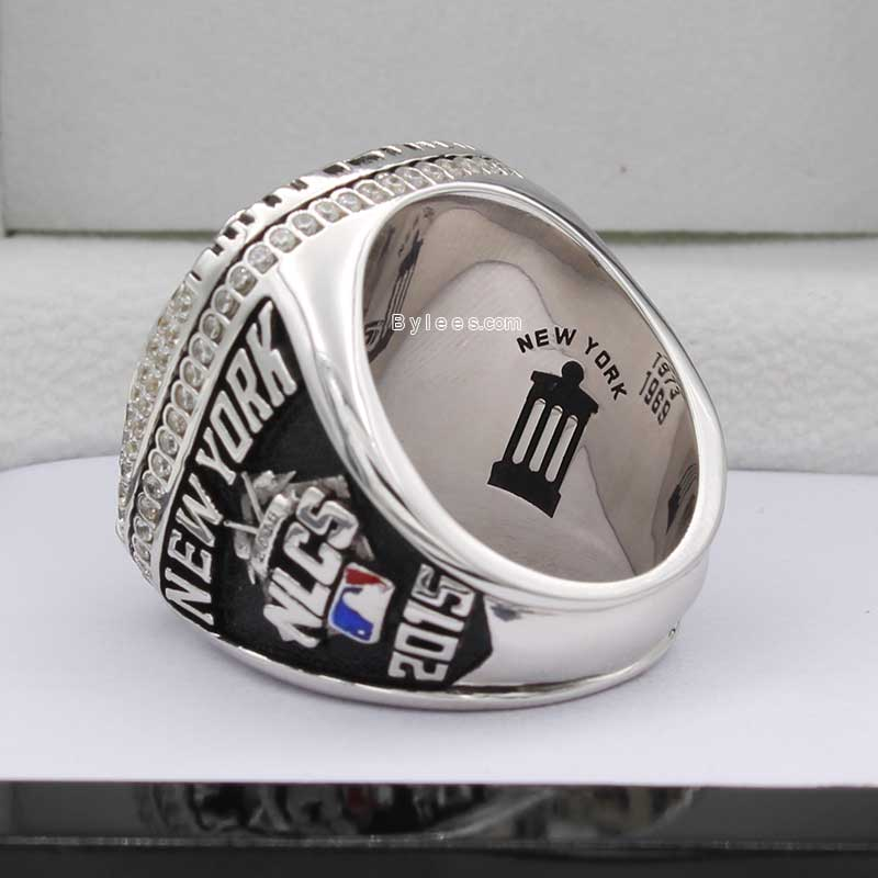 2015 new york mets national league championship ring best ny mets championship rings 2015 nl champions sciox Images