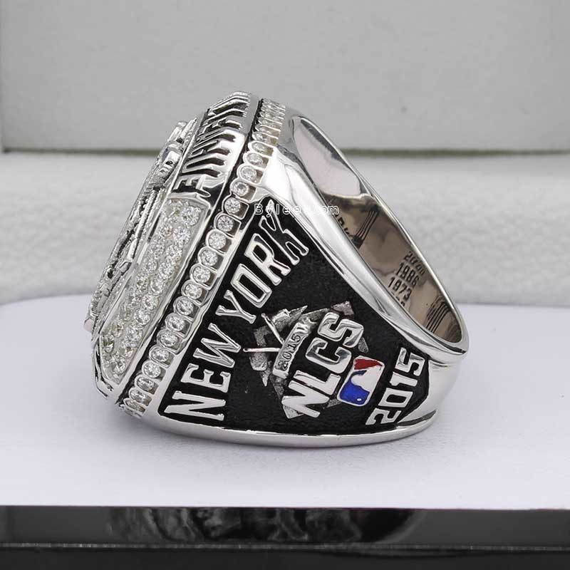new york mets championship ring (2015 NL Champions)