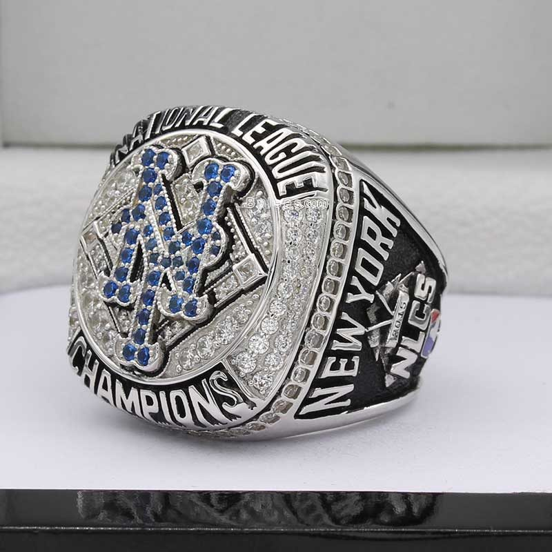 2015 mets championship ring