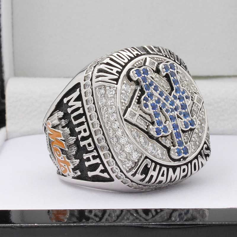 2015 new york mets national league championship ring best 2015 mets ring sciox Images