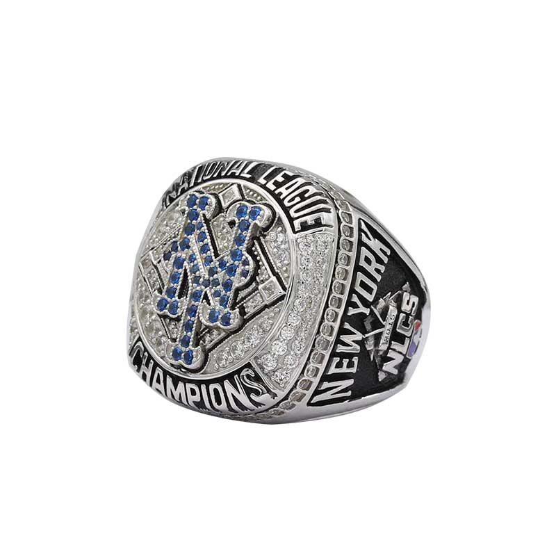 mets 2015 national league championship ring
