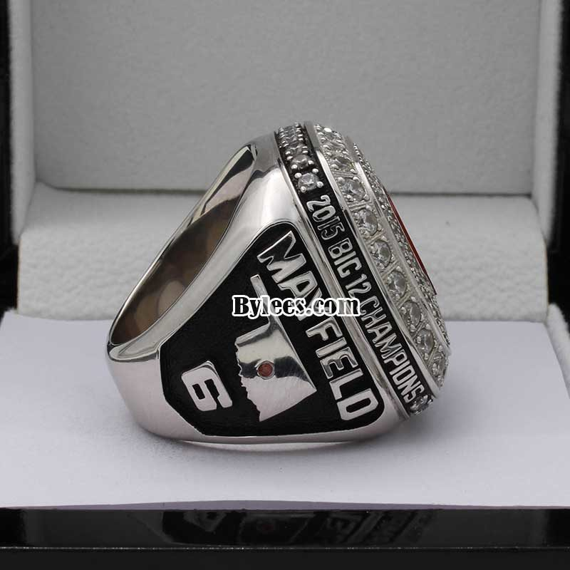 2015 University of Oklahoma Football Championship Ring