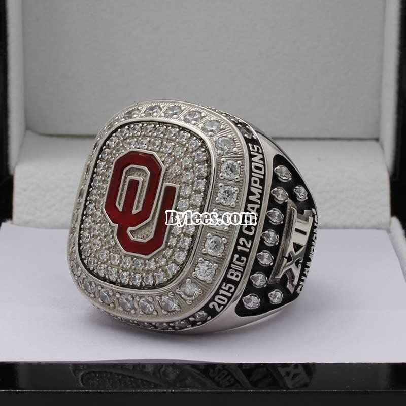 2015 Big 12 Championship Ring
