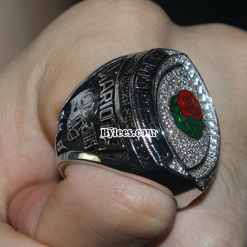 2015 Oregon championship ring