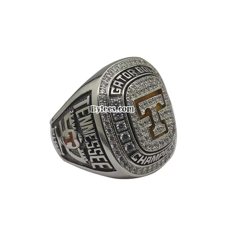 Tennessee Volunteers 2015 TaxSlayer Bowl Championship Ring