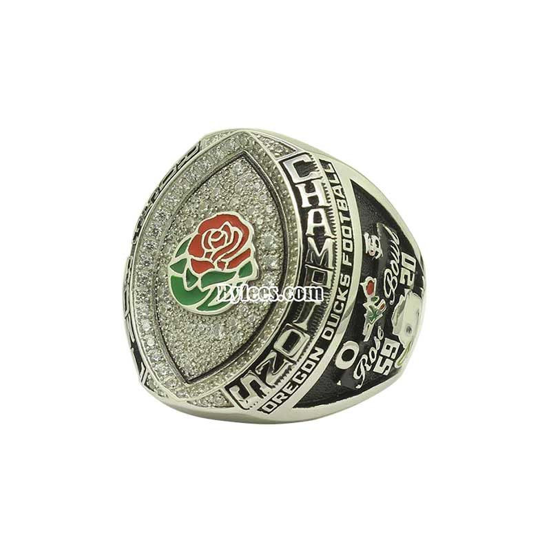 Oregon Ducks 2015 Rose Bowl Championship Ring