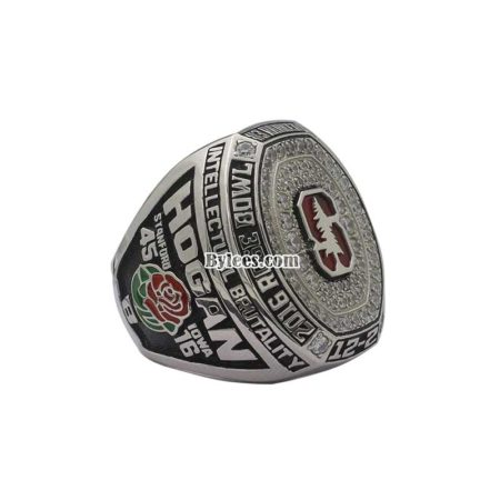 2016 Stanford Cardinal Rose Bowl Championship Ring