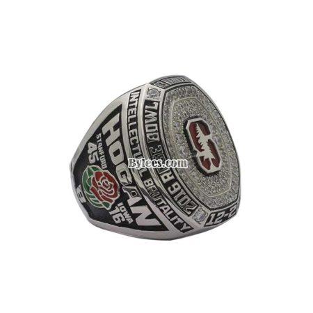 2016 Stanford Cardinal Rose Bowl Championship Ring