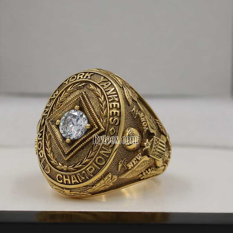 babe ruth world series ring (1932)