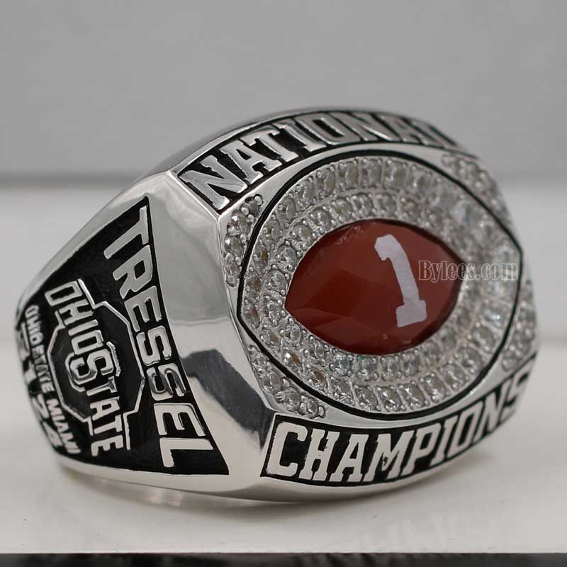 2003 OSU Ohio State Buckeyes BCS National Championship Ring