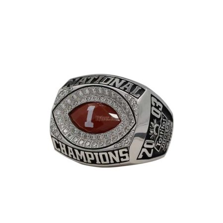 2003 Ohio State Fiesta Bowl Championship Ring ( BSC National Champions)