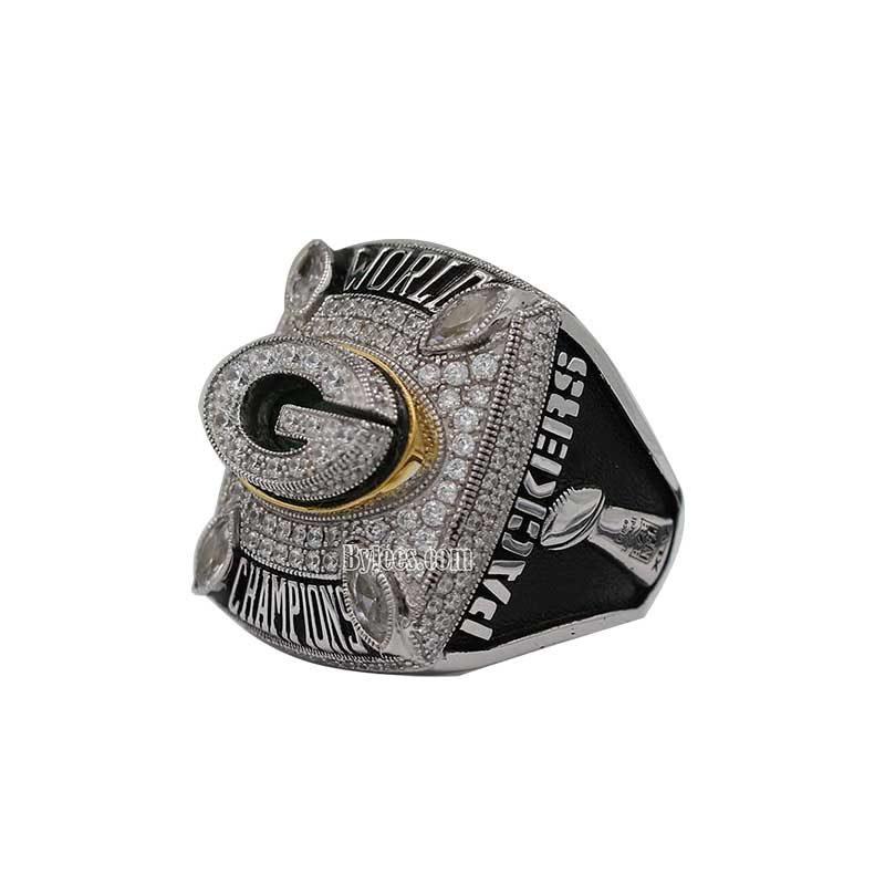 2010 green bay packers championship ring