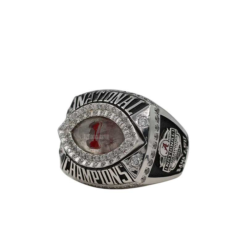 2011 Crimson Tide BCS National Championship Ring