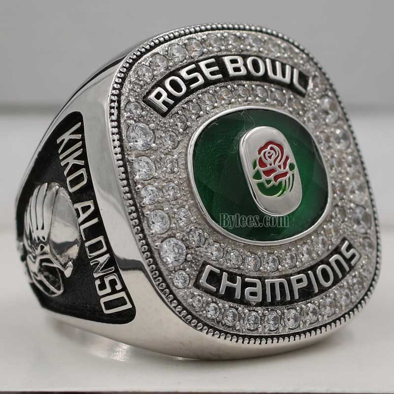 2012 Oregon Ducks Rose Bowl Championship Ring