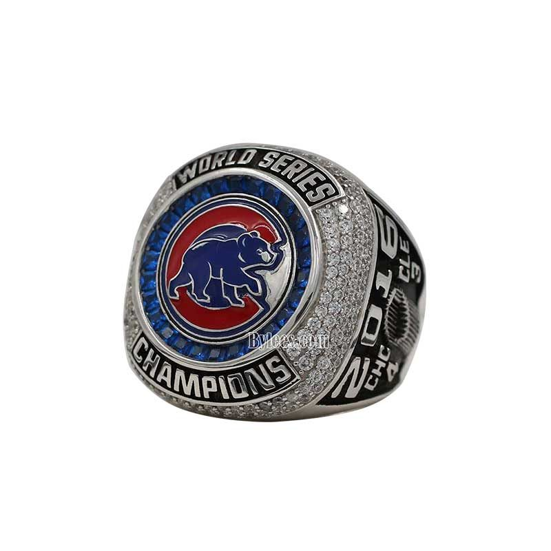 2016 Chicago Cubs World Series Fan Championship Ring