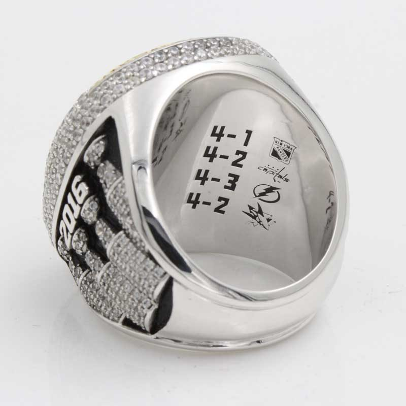 2016 molson stanley cup rings