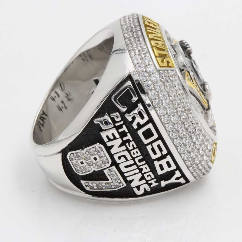 2016 stanley cup championship ring